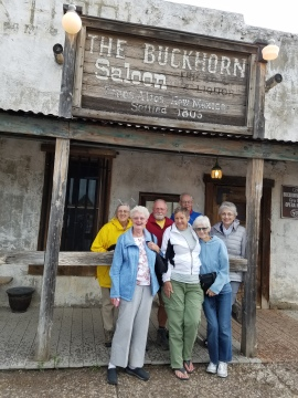 Buckhrn Saloon Silver City